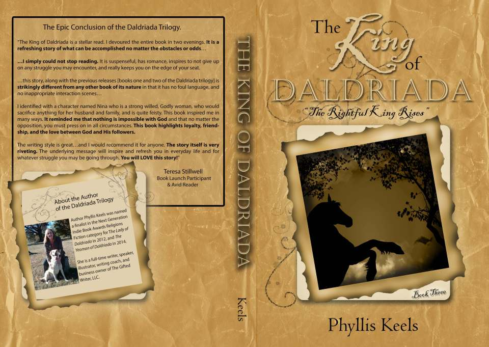 Cover design by Christina Helm, copyright 2015 Phyllis Keels