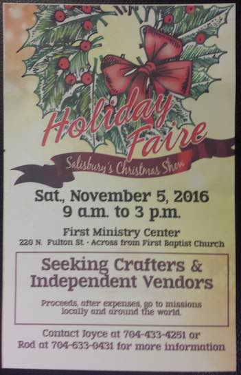 holiday-faire